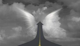 天堂高速公路 免版税图库摄影