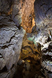 天堂洞,联合国科教文组织世界遗产 免版税库存照片