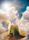 天堂 库存图片