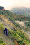 天堂` s门通行证在越南 库存图片