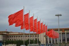 天安门广场,北京 库存照片