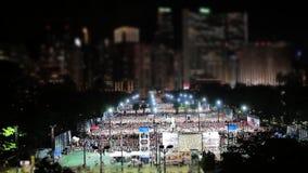 天安门的6月4日纪念品 影视素材
