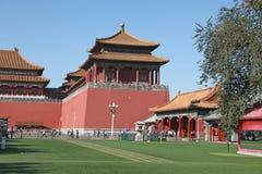 天安门,子午门,北京,中国 图库摄影