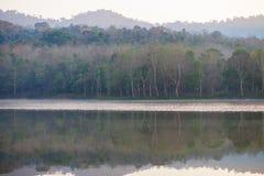 天放松与自然 免版税图库摄影