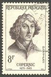 天文学家, Copernic 库存照片