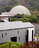 天文教育地区在南台湾 免版税库存照片