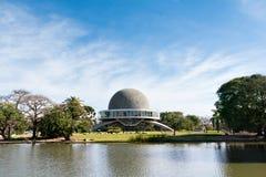 天文馆,布宜诺斯艾利斯Argentinien 图库摄影