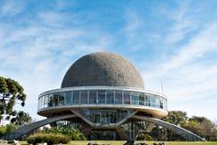 天文馆,布宜诺斯艾利斯Argentinien 库存照片