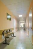 天星市医院内部 库存照片