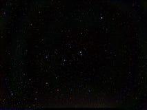 满天星斗的天空 担任主角对象、星系和所有星球 星和星系,银河背景  免版税库存照片