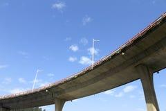 天桥 免版税图库摄影