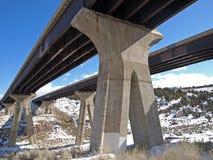 天桥 库存图片