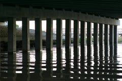 天桥 库存照片