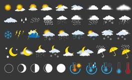 天气象 图库摄影