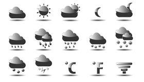 天气象 免版税库存图片