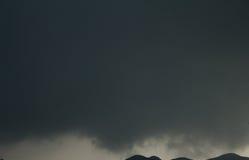 天气 图库摄影
