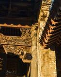 天津广东礼堂站点  免版税库存照片