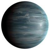 天然气业巨头行星 库存图片