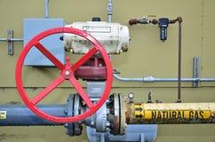 天然气 库存照片