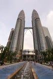 天然碱耸立马来西亚 库存图片