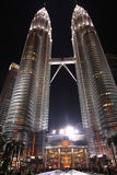 天然碱耸立马来西亚 免版税库存照片