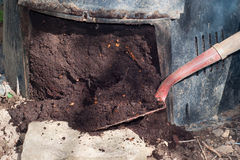 天然肥料 免版税库存照片