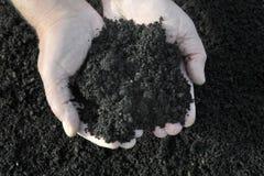 天然肥料 库存图片