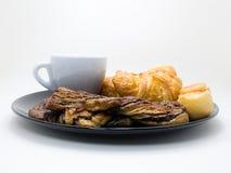 天的早餐 免版税图库摄影