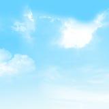 天空和云彩6 图库摄影