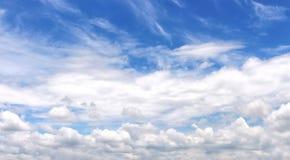 天空和地面 库存照片