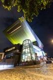 天空大阳台在香港 库存图片