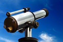 天空小望远镜 免版税库存图片