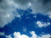 天空惊奇 库存图片