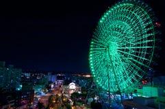 天空把京都日本引入 免版税库存照片