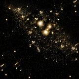 天空星形 库存照片
