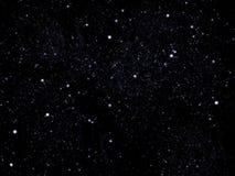 天空星形 库存例证