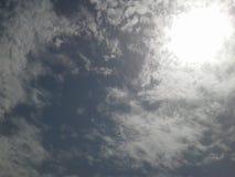 天空照片  免版税库存照片