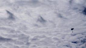 天空的占领 免版税库存图片