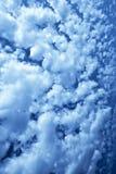 天空纹理 库存照片