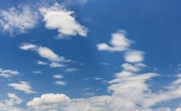 天空视图 图库摄影