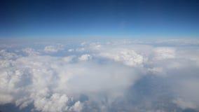 天空飞行 影视素材