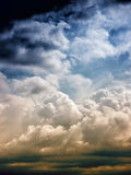 天空(66) 免版税库存照片