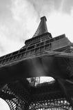 巴黎天空 免版税库存图片