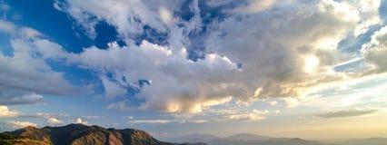 天空 免版税图库摄影