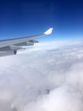 从天空 图库摄影