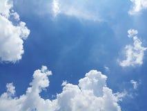 天空 免版税库存图片