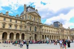 天窗博物馆在巴黎 库存照片