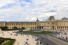 天窗博物馆在巴黎 免版税图库摄影