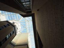天窗墙壁 免版税库存图片