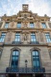 天窗大厦在巴黎,法国 免版税库存照片